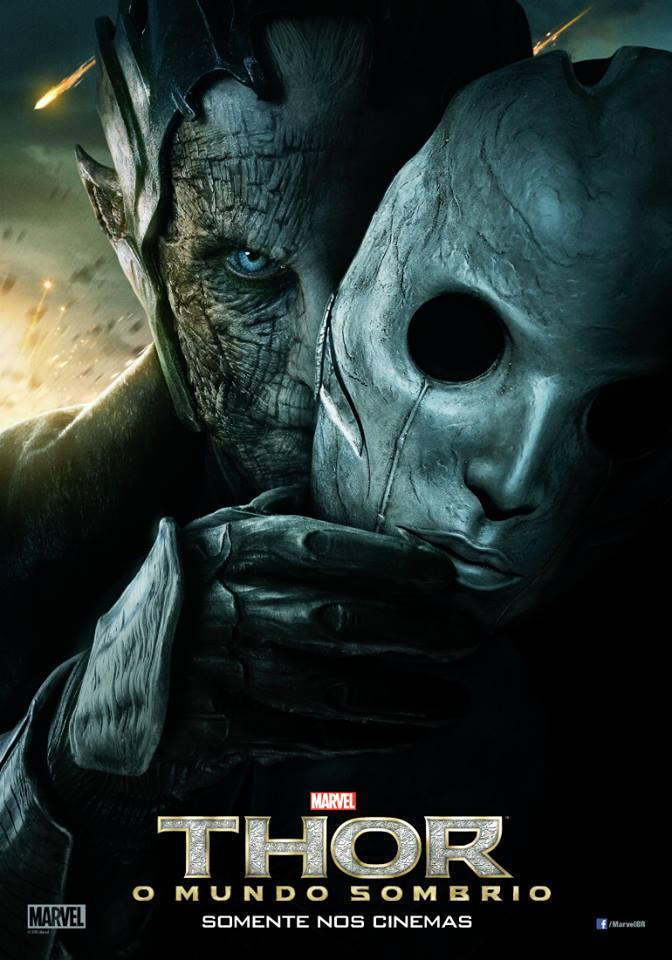 Novo poster de Thor -  O Mundo Sombrio