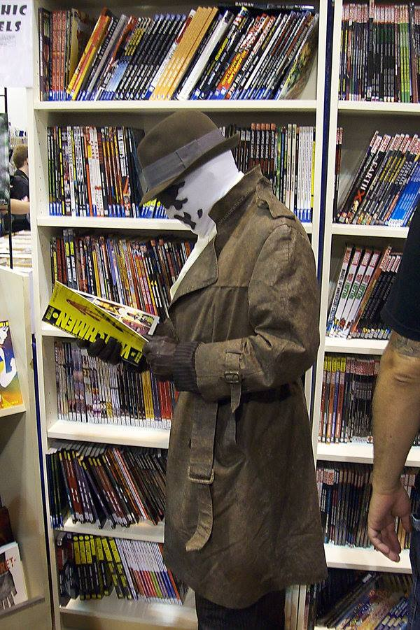 Qual será o estilo de Rorschach ?