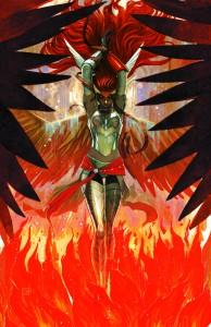 Capa da 6º Edição de Asgard:Assassinos