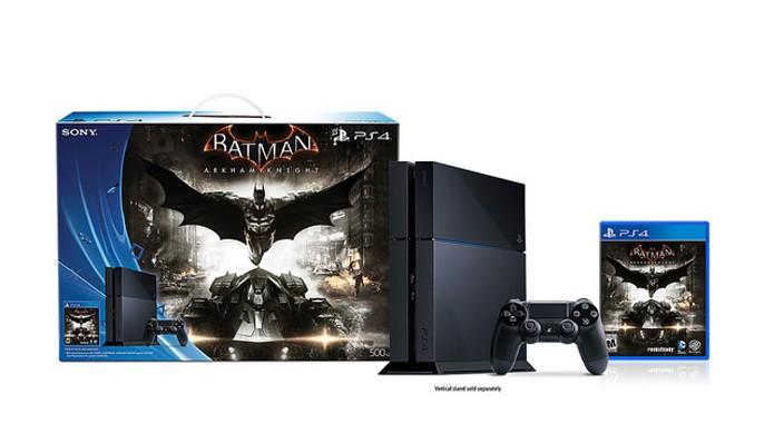 Batman: Arkham Knight também será brinde em versão comum do PlayStation 4 (Foto: Divulgação